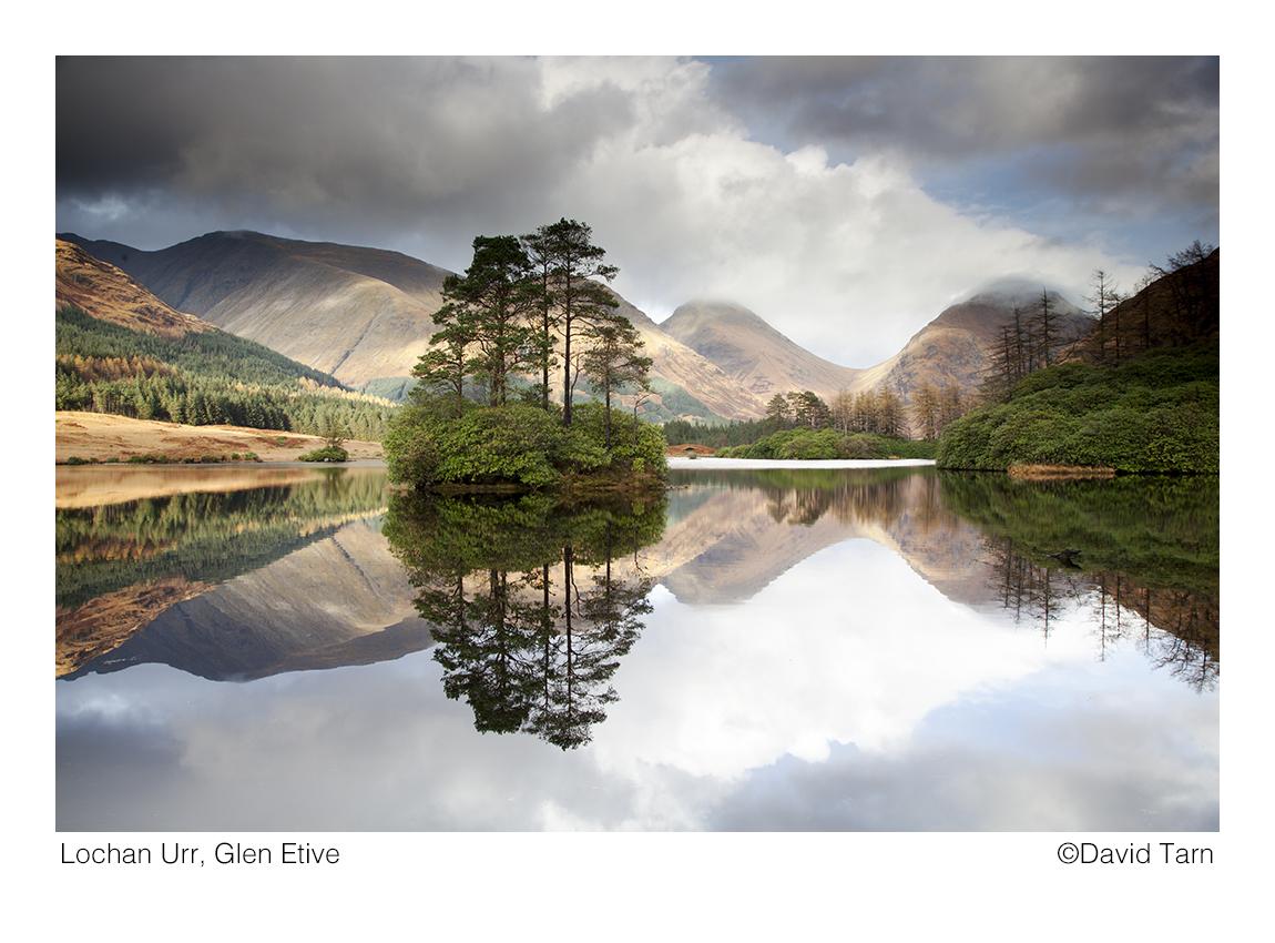 Lochan Urr, GlenEtive