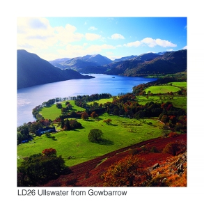 LD26 Ullswater from Gowbarrow2 GC web LD26
