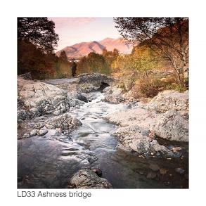 LD33 Ashness Bridge GCs web 2101