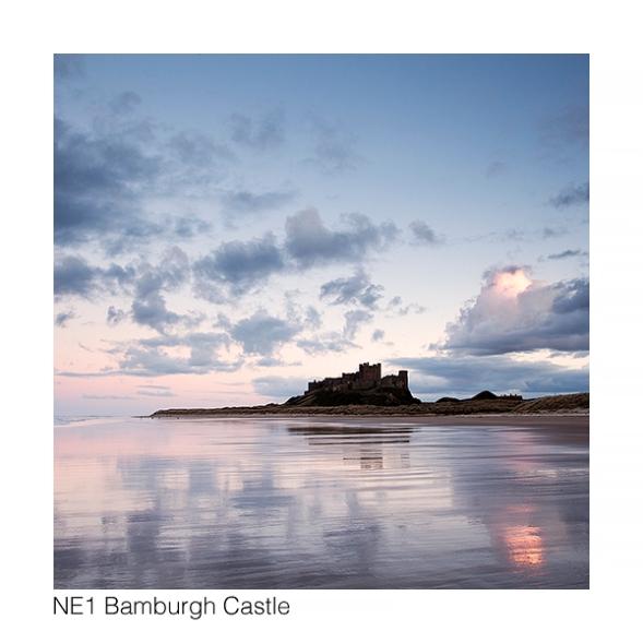 NE 1 Bamburgh Castle dusk web 9911