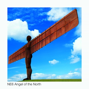 NE 6 Angel of the North web3676
