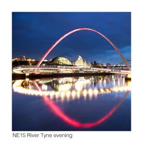 NE15 River Tyne evening web 0941