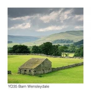 Barn Wensleydale
